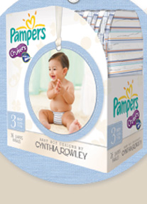 Pampers designs