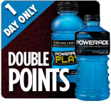 Powerade Double Points