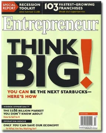 free subscription Entrepreneur magazine