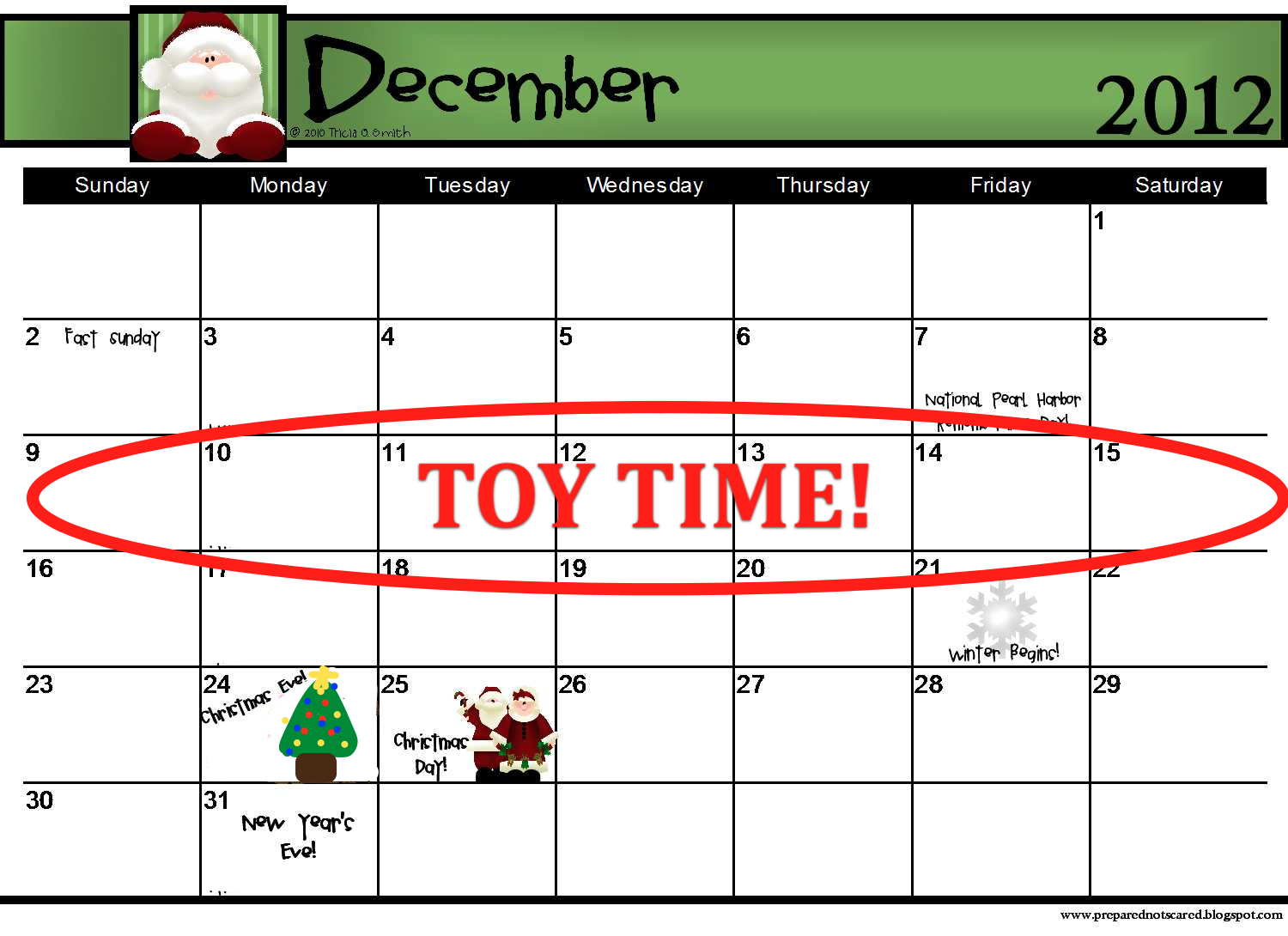 Last Year Calendar : Last year s toys quot r us fab list demonstrates the best