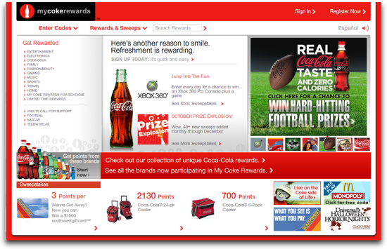 mycokerewards sweepstakes winners mycokerewards archives page 2 of 2 fatheaddog com 5337